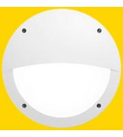 Robus LUCIA EL WHITE OPAL E27 FUMAGALLI BULKHEAD  (White)