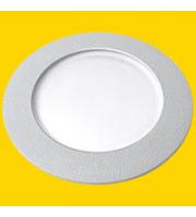 FUMAGALLI CECI 160 GREY FROSTED GX53 LED 10W CCT SET FUMAGALLI GROUNDLIGHT (Grey)