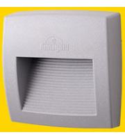 Fumagalli Lorenza 150 Grey Clear R7s Led 4w 4k Fumagalli Wall Light (Grey)