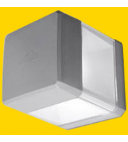 Fumagalli Elisa Wall Grey Clear GX53 Led 7w Cct Set Fumagalli Wall Light (Grey)