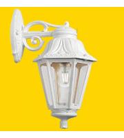 Fumagalli Bisso/anna White Clear E27 Fumagalli Classic Lantern Small (White)
