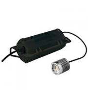 Robus 7W Highbay Emergency Pack with Downlight 1000lm LIFePO4 SELF TEST 6500K