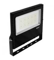 Robus COSMIC 125W LED flood light IP65 Black 3000K Asymmetric (Black)