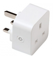 Robus PLUG CONNECT, with Power Metering, 13A, UK/IE, (White)