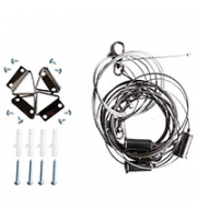 Robus 4 WIRE SUSPENSION KIT FOR 600X600MM AND 300X1200MM DALLAS PANELS