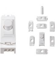 Robus Loadpro 200W Led Grid Dimmer, White