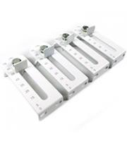 Robus Panel adjustable suspension bracket (4pcs)