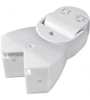 Robus Proton Corner Mount Bracket, White For RPR180PIR-01