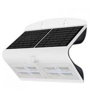 Robus SOL 6.8W Solar LED Wall light with PIR IP65 White 4000K (White)