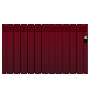 Rointe D Series RAL colour 11 elements Electric Radiator