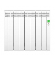 Rointe D Series White 9 Elements Electric Radiator