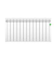Rointe D Series White 13 elements Electric Radiator