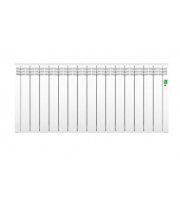Rointe D Series White 15 elements Electric Radiator