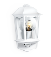 Steinel Elegant in every detail.Classic Sensor Light L190S White