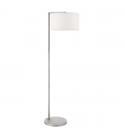 Endon Lighting Daley Floor Lamp (Matt Nickel)