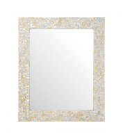 Endon Home Bexley Rectangular Mirror (Mirrored Glass)
