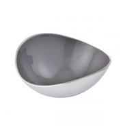 Endon Home Chappell Small Bowl (Polished Aluminium)
