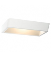 Endon Lighting Slice 6W LED Wall Fitting (Matt White)