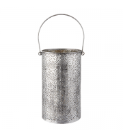 Endon Home Charlbury Large Lantern (Aged Pewter)