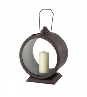 Endon Home Beecher Lantern (Dark Bronze)