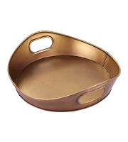 Endon Home Harding Small Tray (Aged Brass)