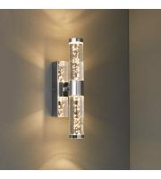 Endon Lighting Essence 2lt wall IP44 SALE
