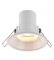 Saxby Lighting ShieldECO Anti-glare Bathroom Recessed LED Downlight