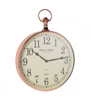 Endon Home Armstrong Wall Clock (Copper)