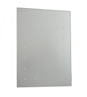Saxby Lighting Toba battery operated mirror IP44 0.07W SW ()