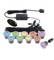 Saxby Lighting IkonPRO 45mm kit IP67 1.5W SW rgb ()