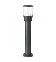 Saxby Lighting Canillo post IP44 7W (Black)