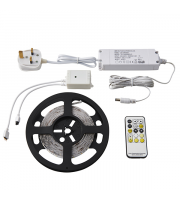 Saxby Lighting Flexline 5m kit CCT 24W SW cct
