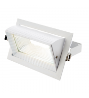 Saxby Lighting Axial rectangular 35W cool white