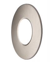 Saxby Lighting ShieldPRO satin Nickel Bezel