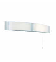 Saxby Lighting Onan shaver Chrome IP44 6W SW cool white (Chrome)