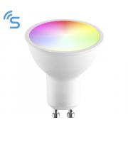 Saxby Lighting Smart GU10 5W RGB-CCT