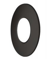 Saxby Lighting ShieldPRO Black Bezel