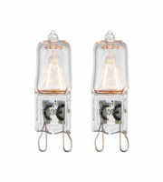 Saxby G9 Halogen Dimmable Twin Pack 28W