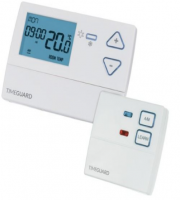 Timeguard Wireless 7 Day Programmable Room Thermostat (White)