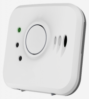 FireAngel 10 Yr Battery Carbon Monoxide Alarm With Wireless Wisafe2 Interlink Ready (White)