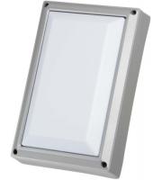 Timeguard 20W LED Rectangle Bulkhead (Silver)