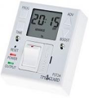 Timeguard Supply Master 24 Hour Fused Spur Time Switch (White)