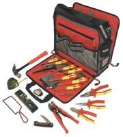 C.K Electrician's Premium Tool Kit (Red)