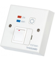 Timeguard Wi-Fi Controlled Fused Spur (White)