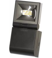 Timeguard LED100FLBE 10W LED Compact Floodlight Single Flood Black