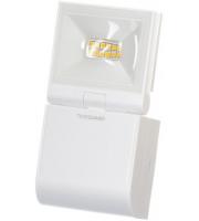Timeguard 10W LED Compact Floodlight Single Flood – White
