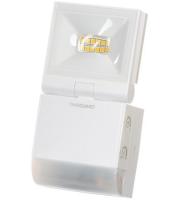 Timeguard 10W LED Compact PIR Floodlight Single Flood – White