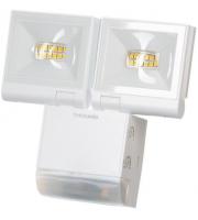 Timeguard 2 X 10W Led Energy Saver Pir Flood White