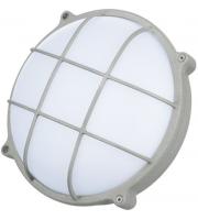 Timeguard 25W – 1800lm LED Energy Saver Cross Bevel Bulkhead Light – Round