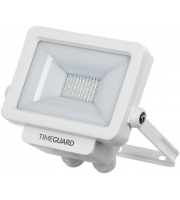 Timeguard 10W Pro LED Slimline Floodlight (White)